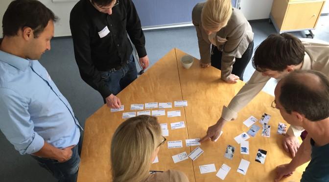 Schulung interaktiv und ohne Folien