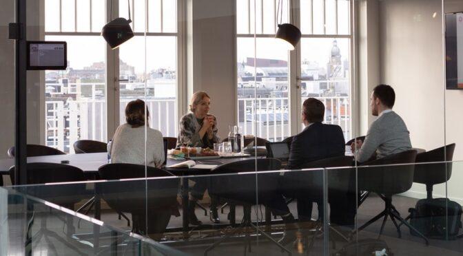Das Meeting – ein Organisations-Bug