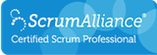 Certified Scrum Professional Logo