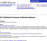 CMMI Browser